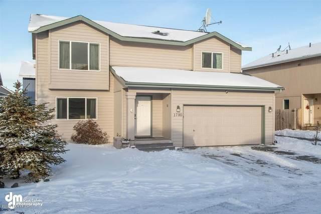 1780 S Heather Meadows Loop, Anchorage, AK 99507 (MLS #20-2093) :: RMG Real Estate Network | Keller Williams Realty Alaska Group