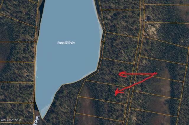 no road Sawmill Lake, Trapper Creek, AK 99683 (MLS #20-2136) :: The Adrian Jaime Group | Keller Williams Realty Alaska