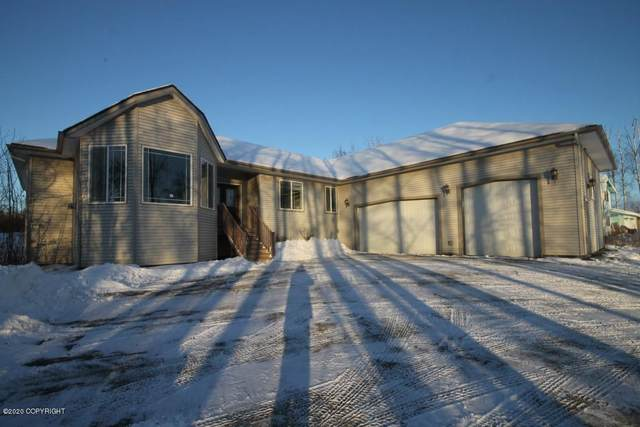 4412 S Timberland Loop, Wasilla, AK 99623 (MLS #20-2163) :: Team Dimmick