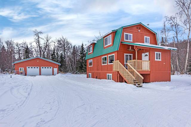 3050 Butte Road, Palmer, AK 99645 (MLS #20-2164) :: RMG Real Estate Network | Keller Williams Realty Alaska Group