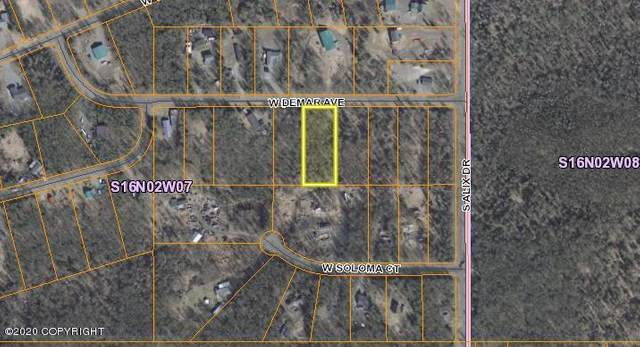 9744 W Demar Avenue, Wasilla, AK 99623 (MLS #20-2309) :: Team Dimmick