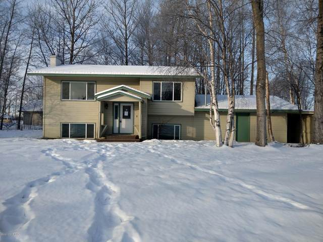 14450 E Gunnysack Road, Palmer, AK 99645 (MLS #20-2311) :: Alaska Realty Experts