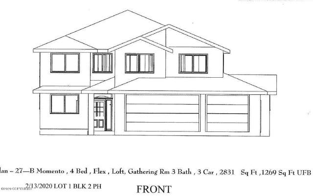 L1 B2 Potter Valley Road, Anchorage, AK 99516 (MLS #20-2353) :: Wolf Real Estate Professionals