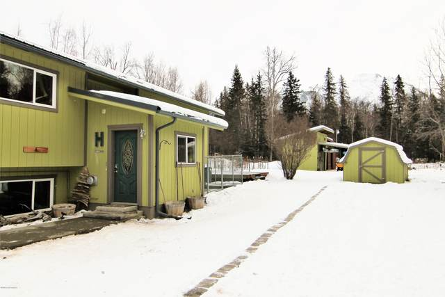 705 N Smith Road, Palmer, AK 99645 (MLS #20-2411) :: Roy Briley Real Estate Group