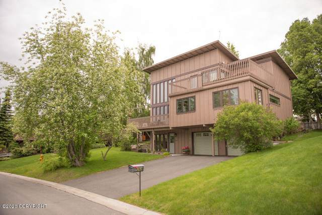 2921 Pelican Drive, Anchorage, AK 99502 (MLS #20-2424) :: Wolf Real Estate Professionals