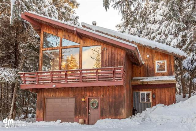 153 Juniper Drive, Girdwood, AK 99587 (MLS #20-2447) :: Alaska Realty Experts