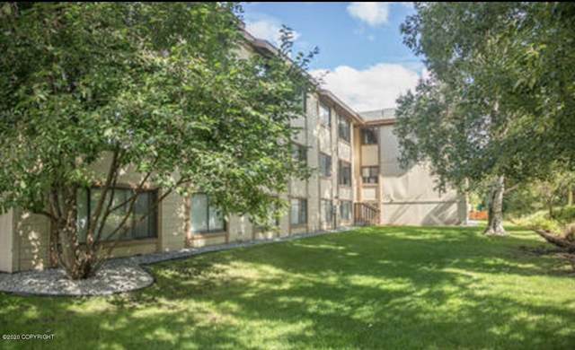 3100 Ward Place #6, Anchorage, AK 99517 (MLS #20-2511) :: Wolf Real Estate Professionals