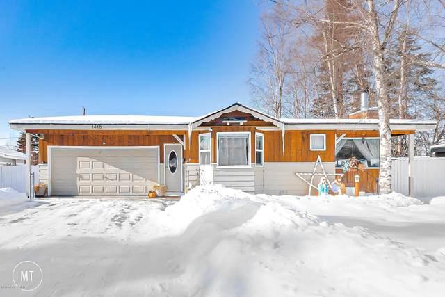 1416 Wolverine Street, Anchorage, AK 99504 (MLS #20-2814) :: RMG Real Estate Network   Keller Williams Realty Alaska Group