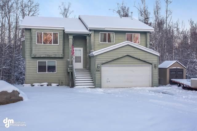 7041 W Vandenburg Drive, Wasilla, AK 99654 (MLS #20-291) :: Wolf Real Estate Professionals