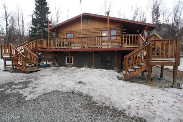 21808 Robin Drive, Chugiak, AK 99567 (MLS #20-293) :: Alaska Realty Experts