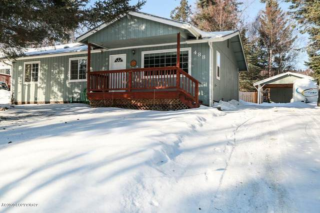 488 Soundview Avenue, Homer, AK 99603 (MLS #20-2978) :: Wolf Real Estate Professionals