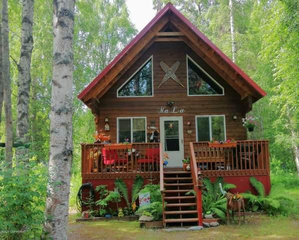 21914 S H Street, Talkeetna, AK 99676 (MLS #20-2991) :: RMG Real Estate Network | Keller Williams Realty Alaska Group