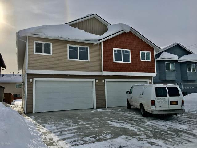 2314 E 52nd Avenue #A, Anchorage, AK 99507 (MLS #20-3076) :: Wolf Real Estate Professionals