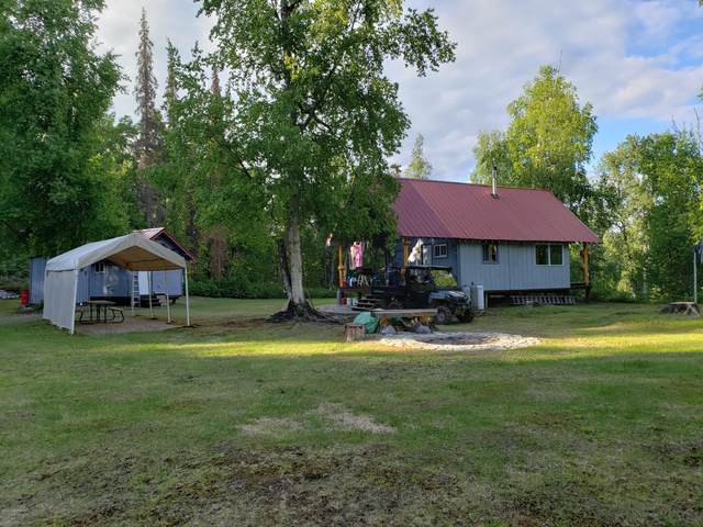L3 B14 No Road, Talkeetna, AK 99676 (MLS #20-3174) :: RMG Real Estate Network | Keller Williams Realty Alaska Group