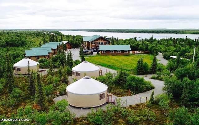 Mi 11 Alaska Peninsula Highway, King Salmon, AK 99613 (MLS #20-3357) :: Alaska Realty Experts