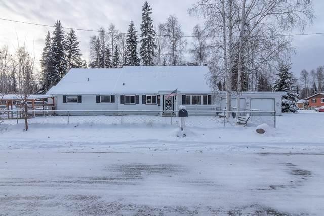 78 F Street, Fairbanks, AK 99701 (MLS #20-3546) :: RMG Real Estate Network | Keller Williams Realty Alaska Group