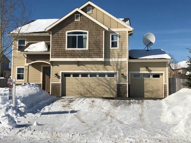 5573 Grand Teton Loop, Anchorage, AK 99502 (MLS #20-3552) :: Wolf Real Estate Professionals