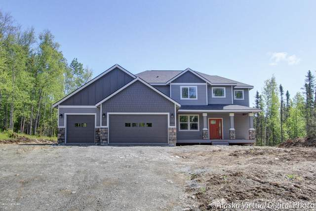 10575 E Mystical View Circle, Palmer, AK 99645 (MLS #20-3599) :: RMG Real Estate Network | Keller Williams Realty Alaska Group
