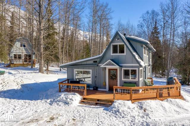 21305 Twin Peaks Drive, Chugiak, AK 99567 (MLS #20-3753) :: Synergy Home Team