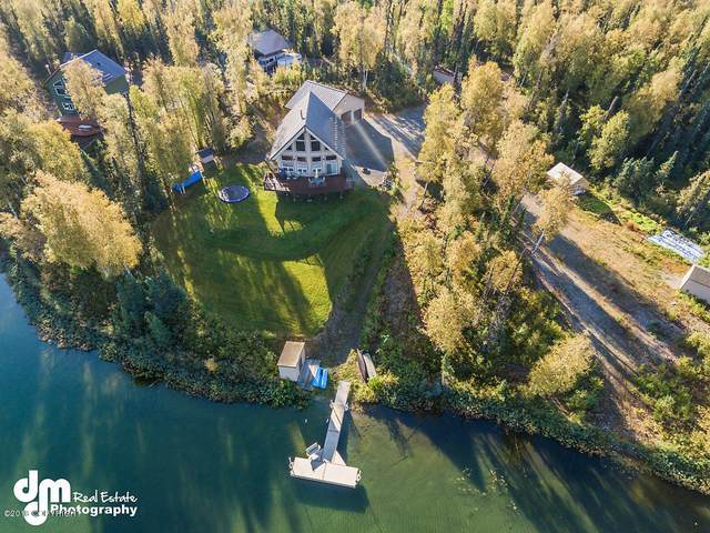 23449 W Carpenter Lake Road, Wasilla, AK 99654 (MLS #20-3771) :: RMG Real Estate Network | Keller Williams Realty Alaska Group