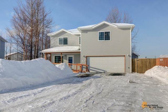 1120 S Gurn Circle, Palmer, AK 99645 (MLS #20-3797) :: RMG Real Estate Network | Keller Williams Realty Alaska Group