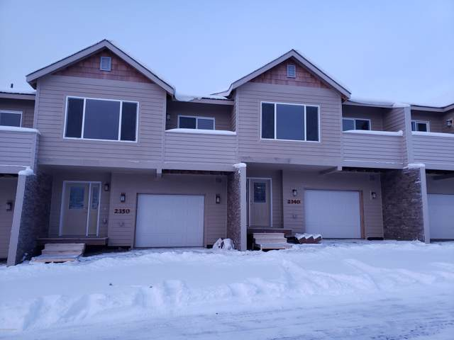 2340 Irontree Place #6, Anchorage, AK 99508 (MLS #20-393) :: Team Dimmick