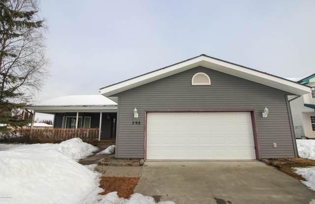298 Arlington Court, Soldotna, AK 99669 (MLS #20-4009) :: RMG Real Estate Network | Keller Williams Realty Alaska Group