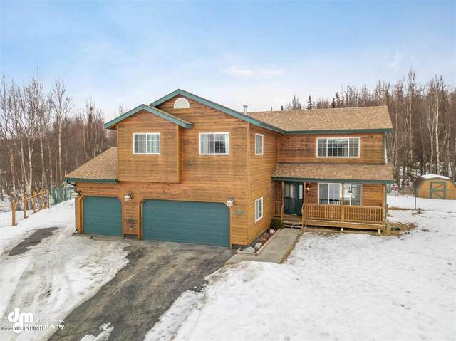 460 N Dawson Circle, Palmer, AK 99645 (MLS #20-4023) :: RMG Real Estate Network | Keller Williams Realty Alaska Group