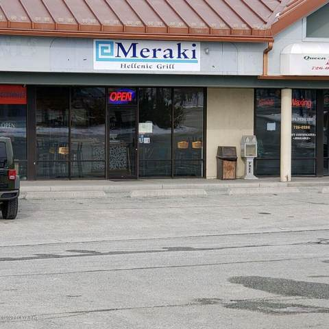 12110 Business Boulevard, Eagle River, AK 99577 (MLS #20-4040) :: Team Dimmick