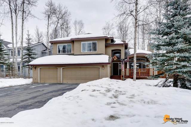 16655 Yellowstone Circle, Eagle River, AK 99577 (MLS #20-4123) :: Alaska Realty Experts