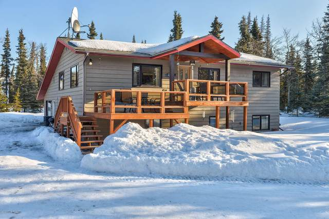 840 Sand Dollar Drive, Kenai, AK 99611 (MLS #20-4153) :: RMG Real Estate Network | Keller Williams Realty Alaska Group