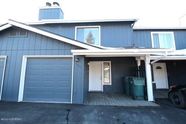 8050 Pioneer Drive #1502, Anchorage, AK 99504 (MLS #20-4198) :: Team Dimmick