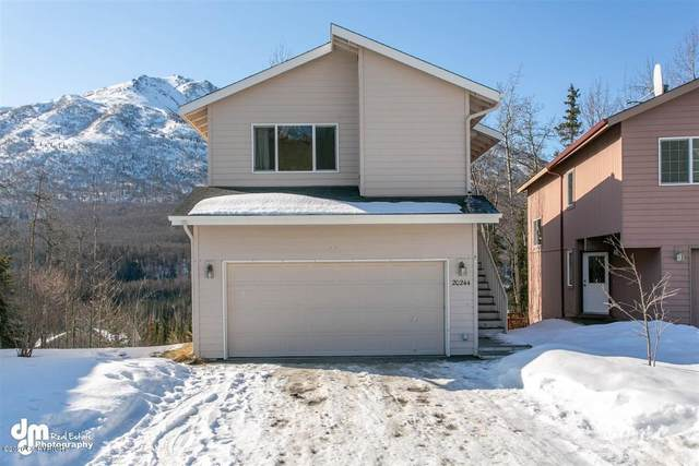 20244 Glacier Park Circle, Eagle River, AK 99577 (MLS #20-4258) :: Alaska Realty Experts