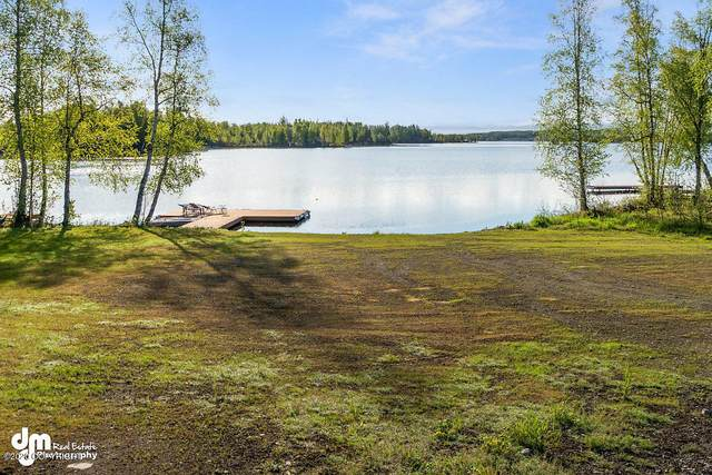 3893 S Crozier Lane, Big Lake, AK 99652 (MLS #20-4364) :: RMG Real Estate Network | Keller Williams Realty Alaska Group