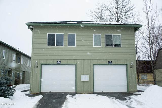 917 Nelchina Street #A, Anchorage, AK 99501 (MLS #20-4383) :: Alaska Realty Experts