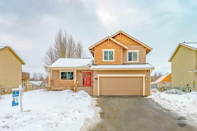 424 N Denali Street, Palmer, AK 99645 (MLS #20-4411) :: Wolf Real Estate Professionals