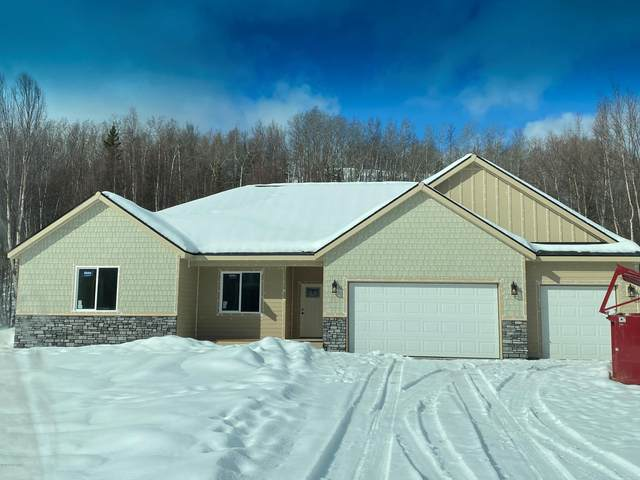 8125 N Morning Glory Drive, Palmer, AK 99645 (MLS #20-4523) :: Synergy Home Team