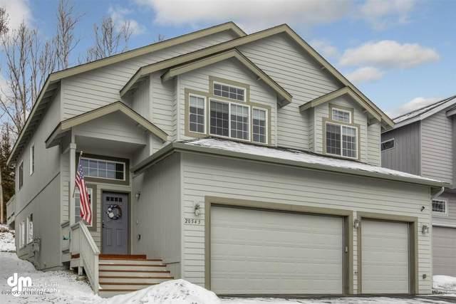 20543 Birch Crest Lane, Eagle River, AK 99577 (MLS #20-4613) :: Wolf Real Estate Professionals