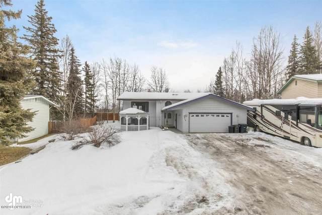 3413 Stanford Drive, Anchorage, AK 99508 (MLS #20-4822) :: The Adrian Jaime Group | Keller Williams Realty Alaska