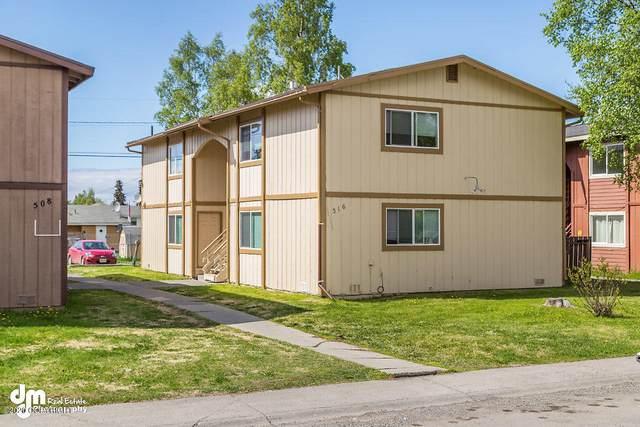 516 N Bliss Street, Anchorage, AK 99508 (MLS #20-4826) :: Team Dimmick