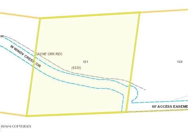 L121 Cache Creek Trail, Trapper Creek, AK 99683 (MLS #20-5188) :: Wolf Real Estate Professionals