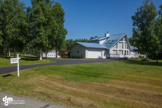 4851 E Hovey Drive, Wasilla, AK 99654 (MLS #20-52) :: RMG Real Estate Network | Keller Williams Realty Alaska Group