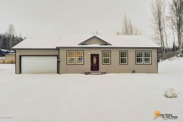 1370 N Pioneer Peak Drive, Wasilla, AK 99654 (MLS #20-520) :: RMG Real Estate Network | Keller Williams Realty Alaska Group