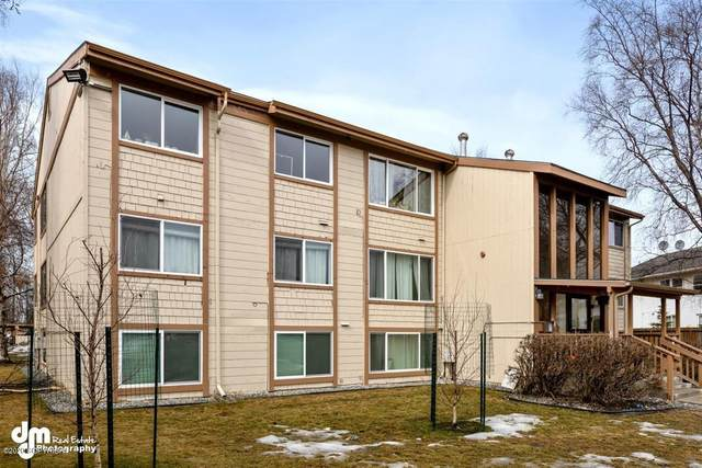 3100 Ward Place #10, Anchorage, AK 99517 (MLS #20-5200) :: Roy Briley Real Estate Group
