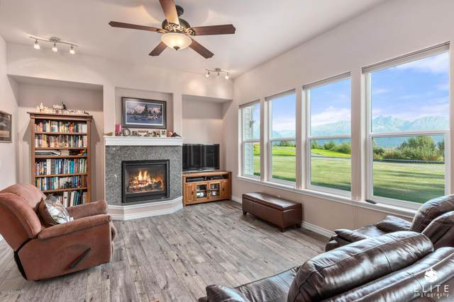 3105 S Charming Valley Loop, Palmer, AK 99645 (MLS #20-5326) :: Wolf Real Estate Professionals