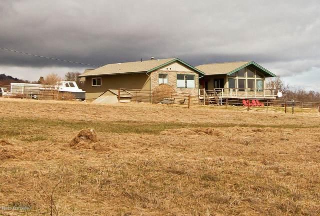 40864 Waterman Road, Homer, AK 99603 (MLS #20-5382) :: RMG Real Estate Network | Keller Williams Realty Alaska Group