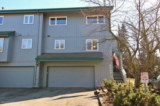 6542 Fairweather Drive #616, Anchorage, AK 99518 (MLS #20-5500) :: Wolf Real Estate Professionals