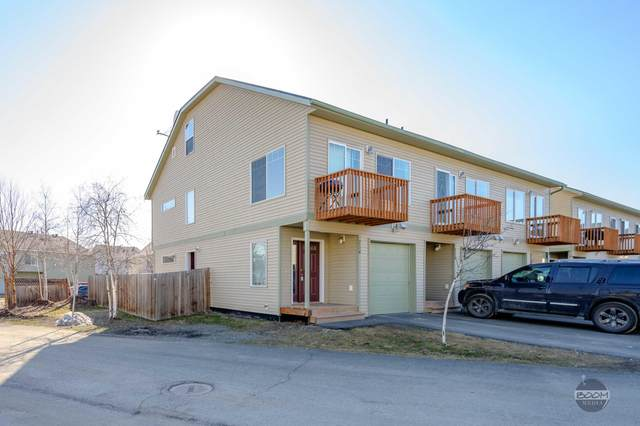 254 Glenn Abbey Place #21, Anchorage, AK 99504 (MLS #20-5537) :: RMG Real Estate Network | Keller Williams Realty Alaska Group