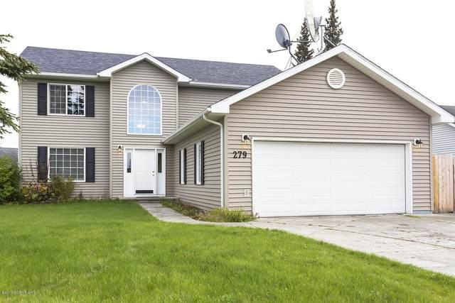 279 W Redoubt Avenue, Soldotna, AK 99669 (MLS #20-5611) :: RMG Real Estate Network | Keller Williams Realty Alaska Group