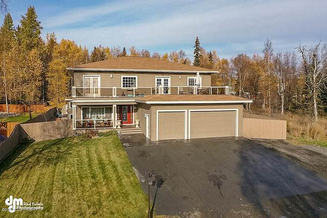 2301 Mona Avenue, Anchorage, AK 99516 (MLS #20-5885) :: Alaska Realty Experts